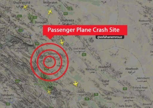 В авиакатастрофе никто не выжил
