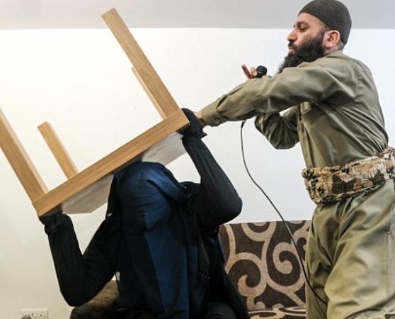 От исламского экзорцизма кровь стынет в жилах