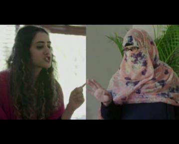 Ортодоксальная мусульманка против суфийской «либералки» – словесная дуэль обернулась скандалом