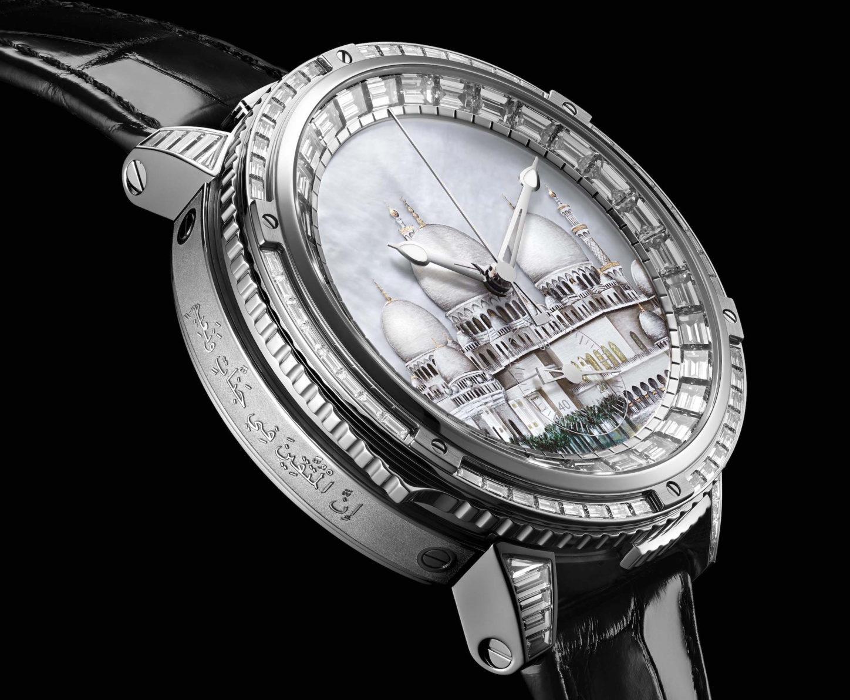 Швейцарские часы за 200 000 долларов с именем Аллаха поражают воображение