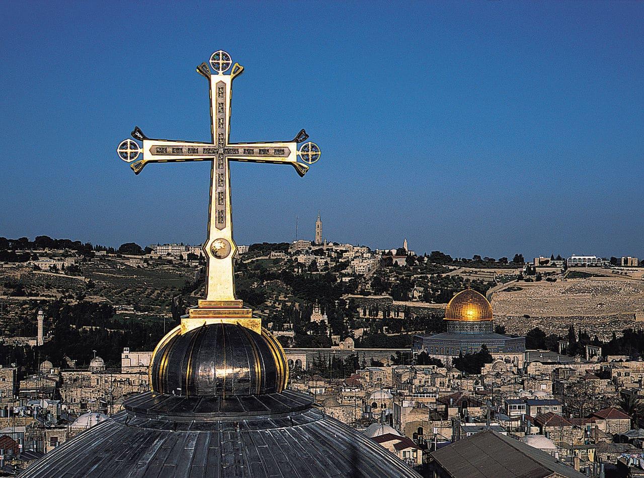 Международное сообщество разгневалось на Израиль и помогло христианам в Иерусалиме