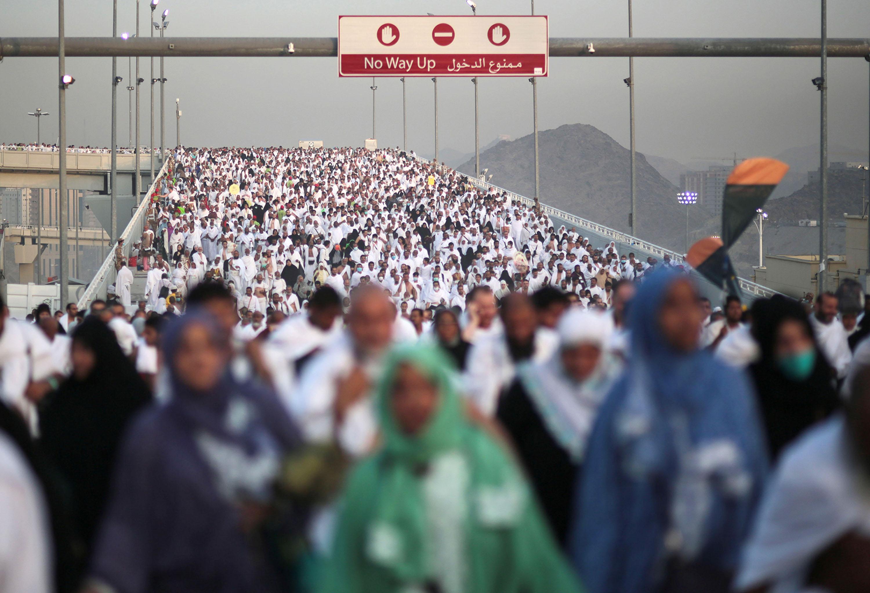 Саудовская Аравия не прекращает работы по улучшению инфраструктуры хаджа