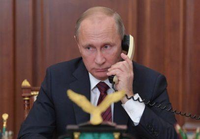 Довольны сотрудничеством. Путин и Эрдоган сверили часы