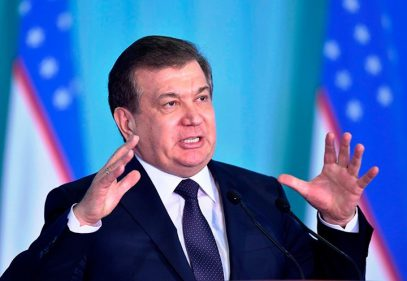 Президент Узбекистана назвал представителей СНБ «бешеными псами»