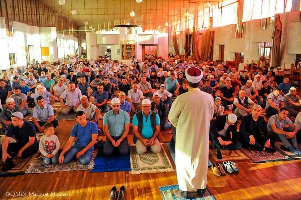 Мусульмане Крыма