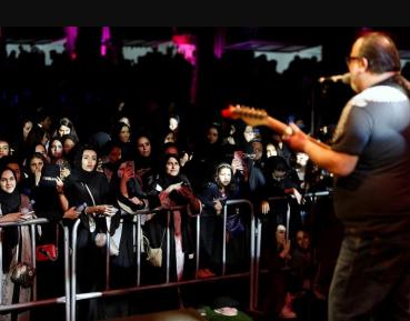 Джазовый фестиваль в столице Саудовской Аравии вошел в историю