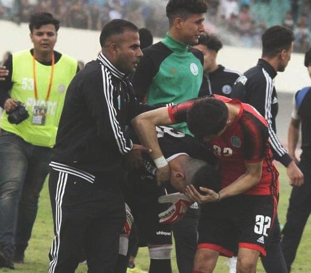 Вратарь-мусульманин потряс футбольный мир своей выдержкой (ВИДЕО)