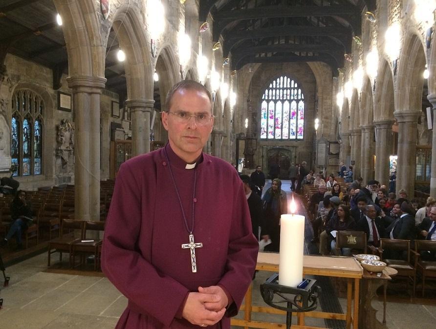 Епископ Ховарт