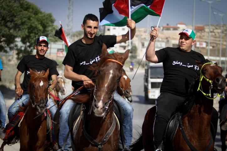 Палестинцы воодушевились опытом Ирана и везут в Москву антиамериканский план
