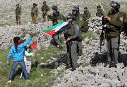 Палестина: сила против правды