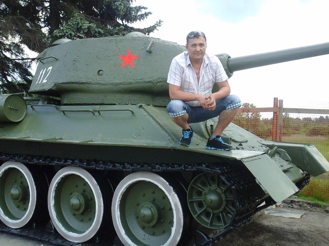 Рустам Клычев