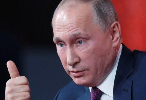Путин обозначил ключевые задачи в обеспечении безопасности России