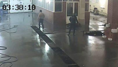 Москвич убил человека за отказ вымыть машину (ВИДЕО)