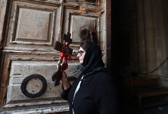 Главная святыня христиан закрылась из-за беспрецедентного решения Израиля