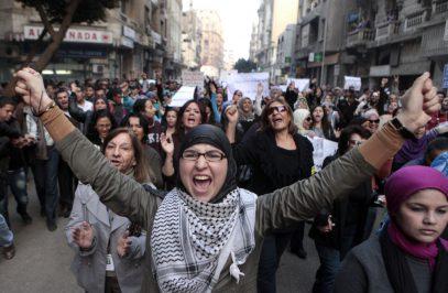 Египтянки разводятся из-за того, что мужья смеются над их внешними данными