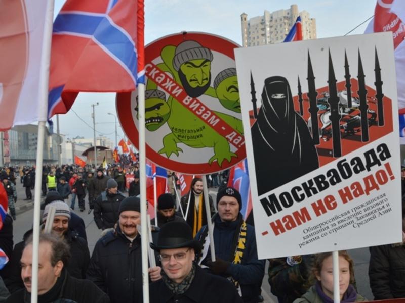 Ученый объяснил причины нетерпимости в российской среде
