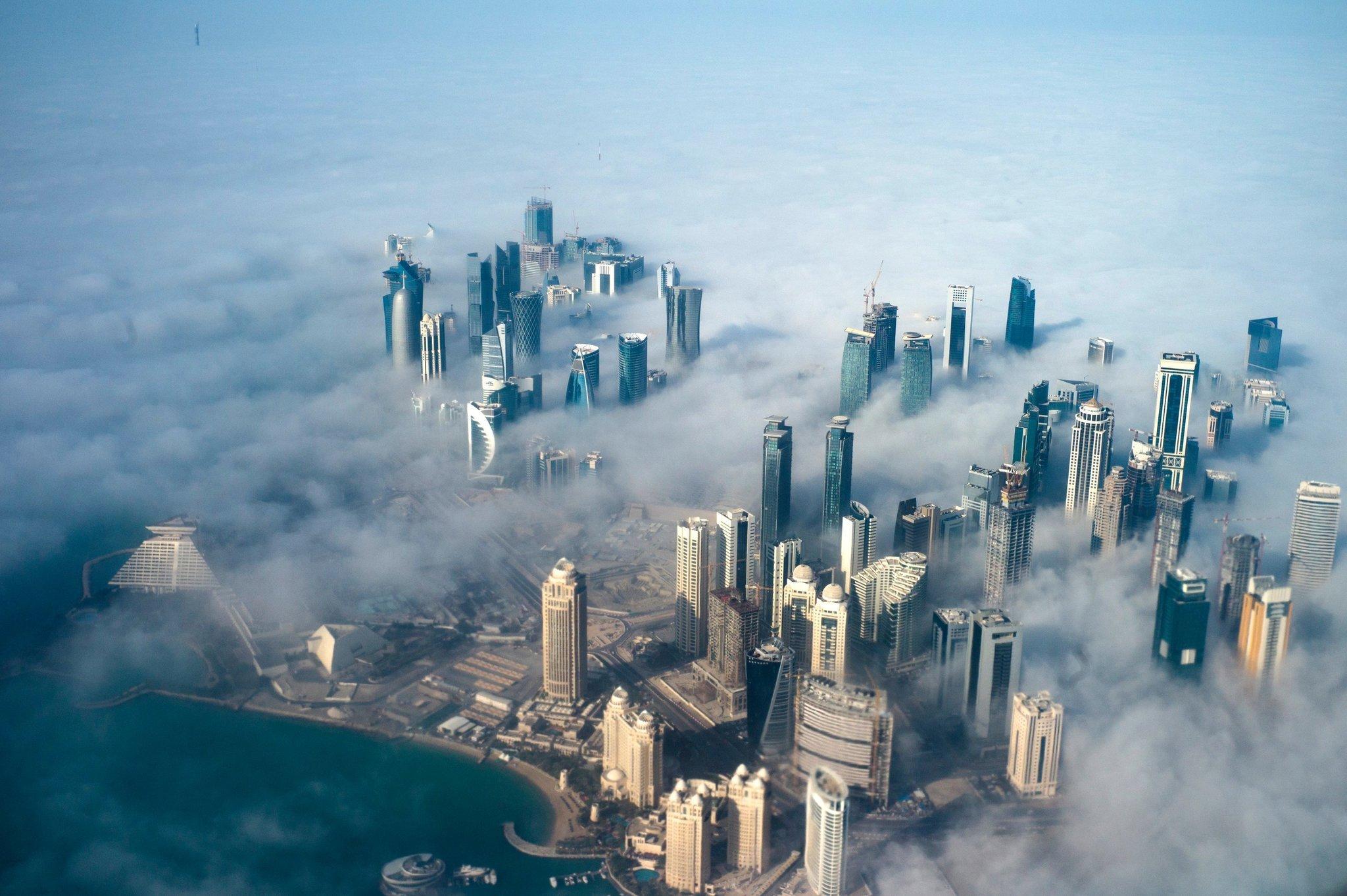 Доха. Фото:  Credit Yoan Valat/European Pressphoto Agency