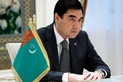 Что президент Туркмении будет продвигать в поездке по Персидскому заливу