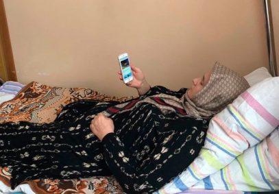 Обездвиженная мусульманка с Кавказа пожертвовала дом пострадавшим в Кемерово