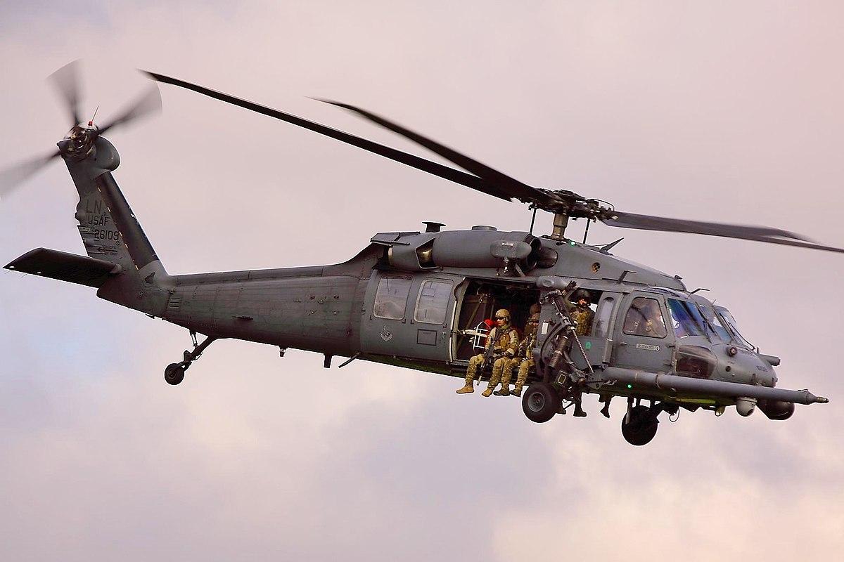 Атака или злой рок? США потеряли вертолет с военными в Ираке