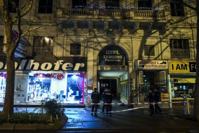 Австриец с ножом напал на резиденцию посла Ирана