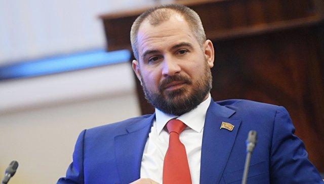 Максим Шевченко поднял на смех кандидата в президенты на дебатах (ВИДЕО)
