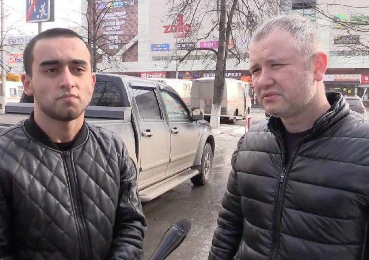 Гастарбайтеры Хуршед и Фарзон спасли более 50 человек из горящего ТЦ в Кемерово (ВИДЕО)