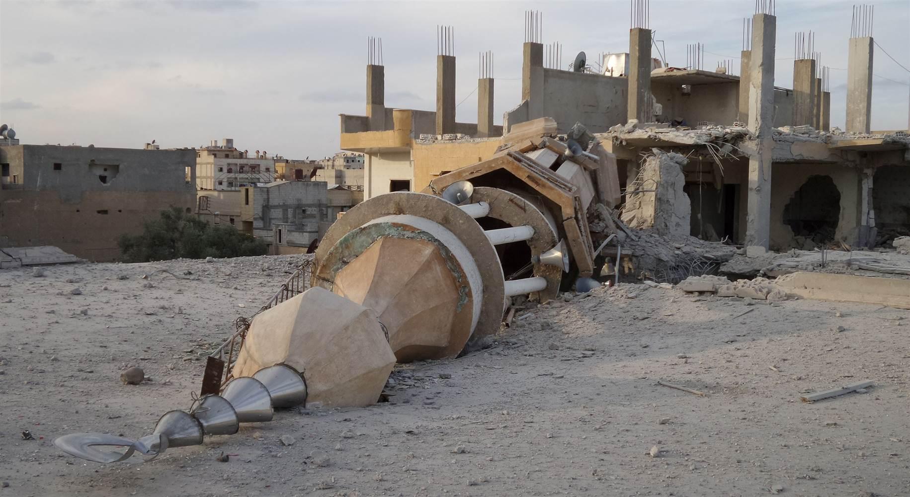 Пьют из Евфрата. Стали известны подробности катастрофы в Ракке