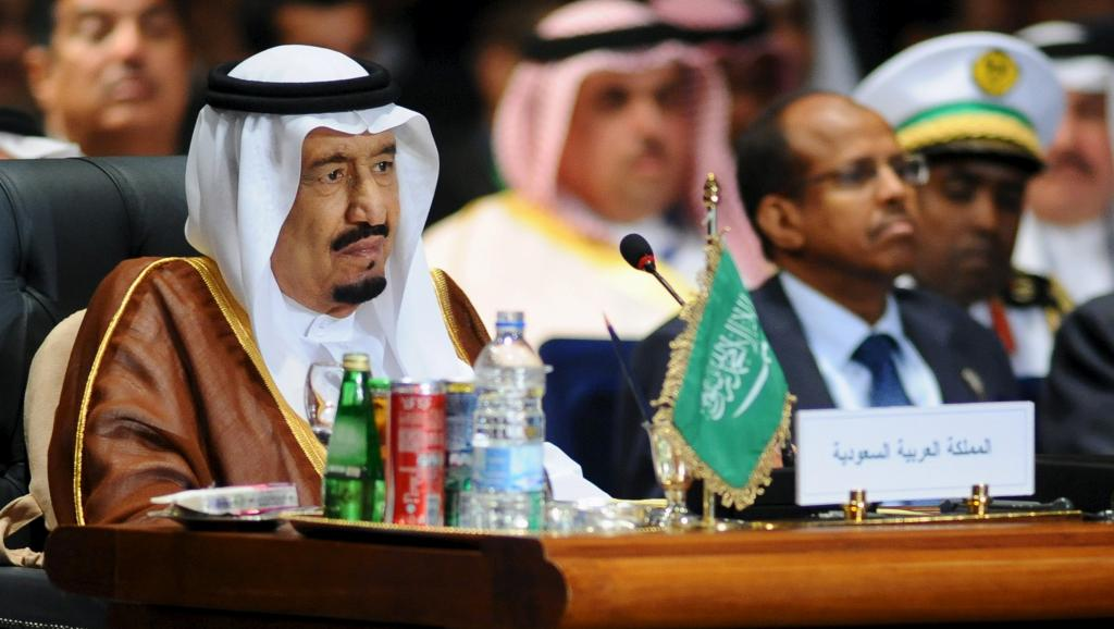Саудовский король на саммите ЛАГ