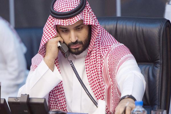 """Саудовский наследный принц послал """"четкий сигнал"""""""