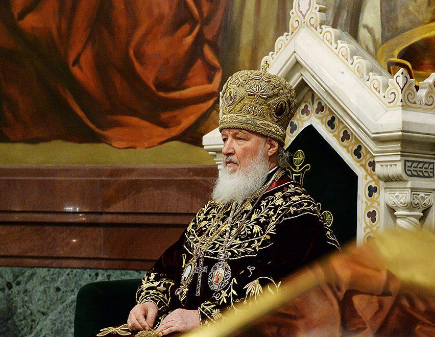 Чаплин: «Титульное лицо» закрывает проект «патриарх Кирилл» в виду утраты общественной значимости