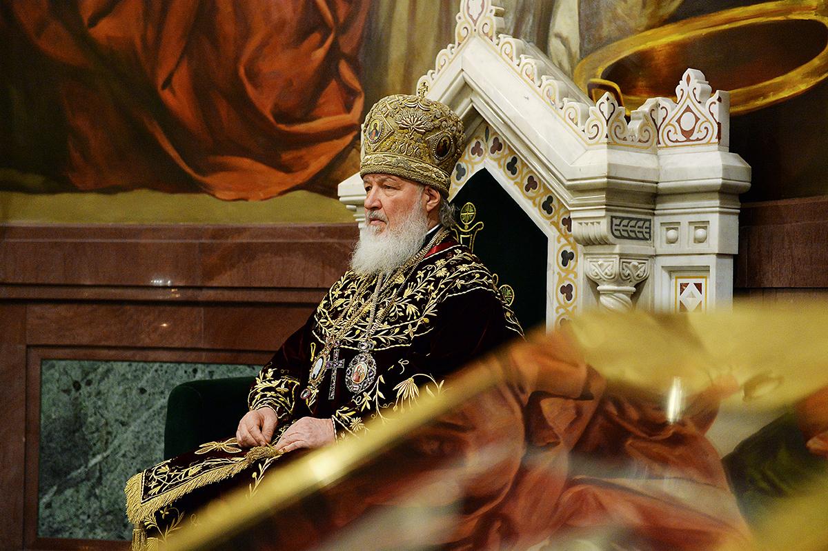 Чаплин предрек главе РПЦ скорую отставку