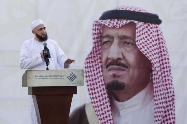 Муфтий Татарстана в гостях у короля Саудовской Аравии