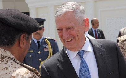 В Бахрейне глава Пентагона выступил с громким обвинением против Ирана