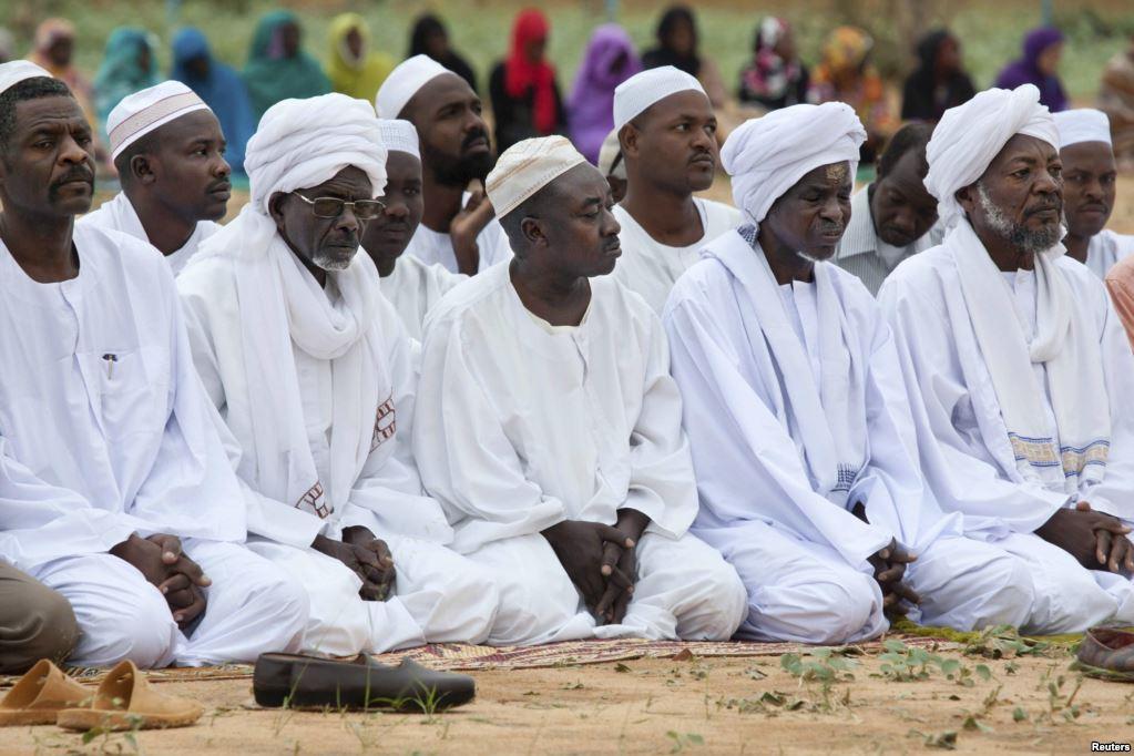 Суданские мусульмане