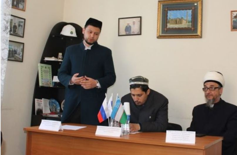 Имамы Узбекистана узнали о главной проблеме студентов УрФУ