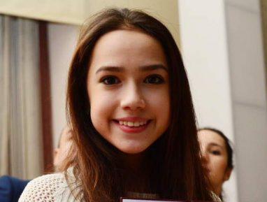 Японцы сняли трогательный сюжет о жизни Алины Загитовой (ВИДЕО)