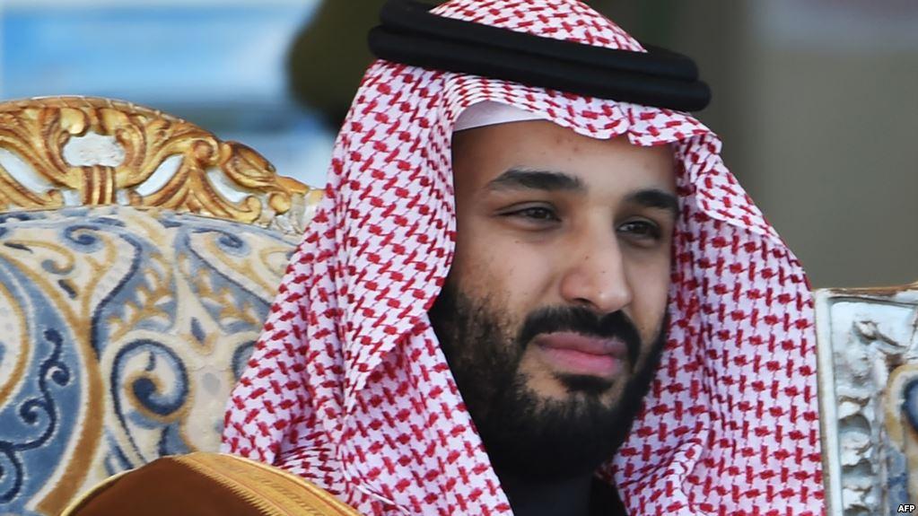Наследный принц Саудовской Аравии