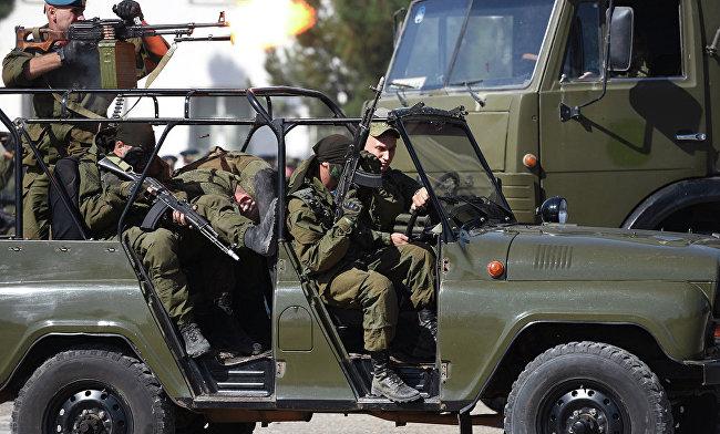 """Российские и таджикские военные """"разгромили"""" боевиков на границе с Афганистаном"""