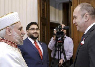 Президент рассказал муфтию об адекватном финансировании