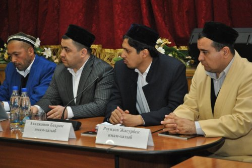 Узбекские имамы в Свердловской области. Архив