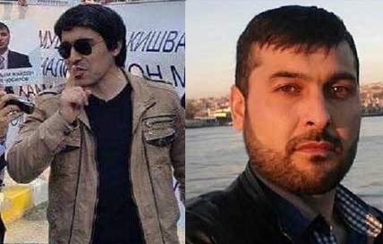 Сухроб Зафар и Насим Шарипов