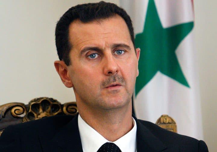 Российская Федерация просит США оставить Асада впокое