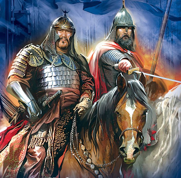 Русские чаще воевали в составе ордынских войск, чем против них