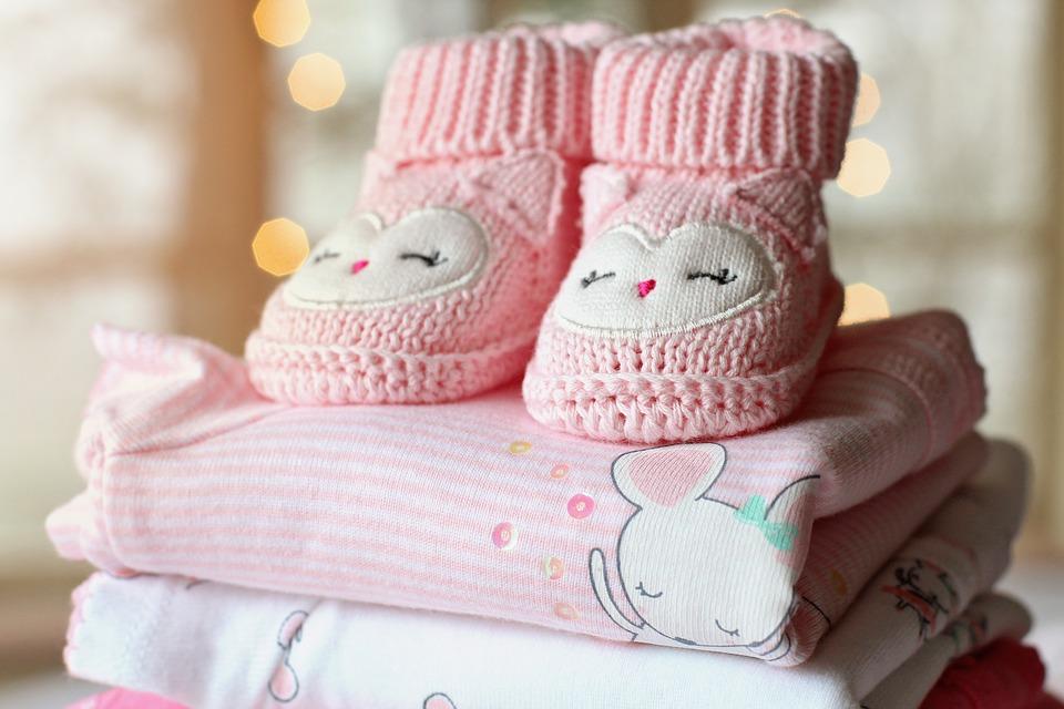 К вопросу о выборе одежды новорожденным