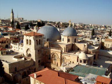 """Израиль """"отжимает"""" церковную недвижимость"""