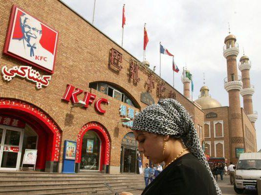 Коммунистические власти Китая обезглавят все мечети страны