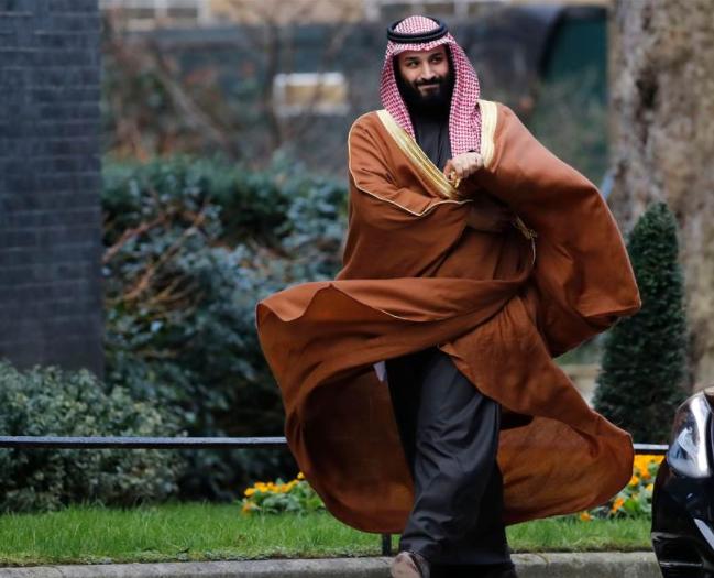 Наследный принц Саудовской Аравии поместил под арест родную мать?