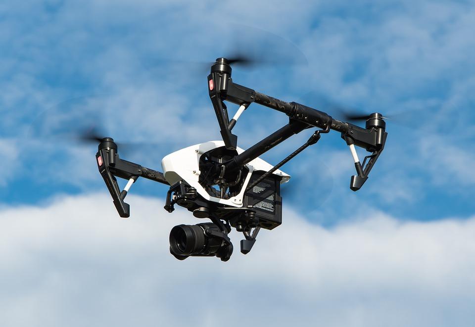 Преимущества современных дронов от DJI