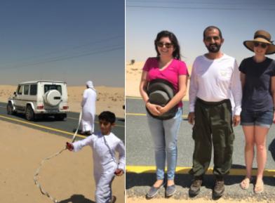 Эмир Дубая покорил соцсети человечностью